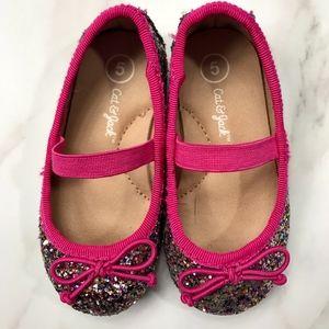Toddler Girl Sequin Glitter Shoes